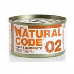 Natural Code Gatto Umido Da...