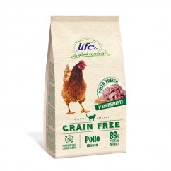 Life Cat Grain Free Gatto...