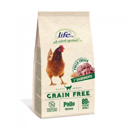Life Cat Grain Free Gatto Secco Adult...