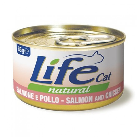 Life Cat  Naturale Gatto Adult Umido...