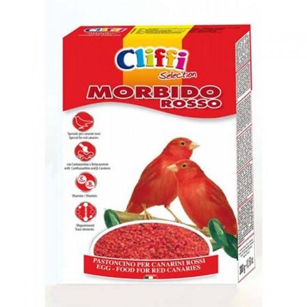 Cliffi Morbido Rossi