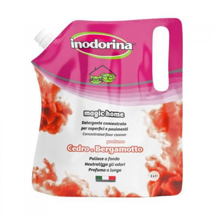 Inodorina Detergente Magic Home 1L