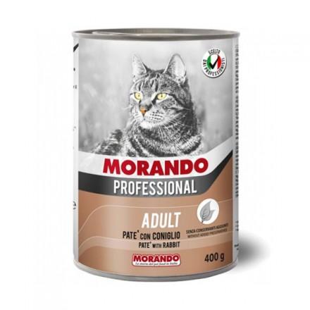 Morando Miglior Gatto Umido Patè 400 gr