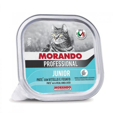 Morando Miglior Gatto Patè Umido...