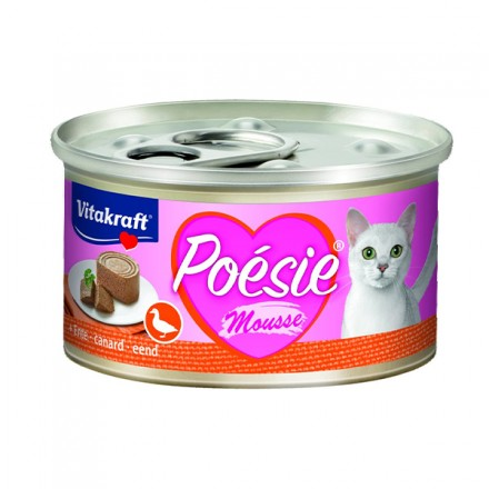 Vitakraft Mousse Poesie Gatto Umido...