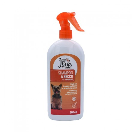 My Love Shampoo Secco Cane No Gas
