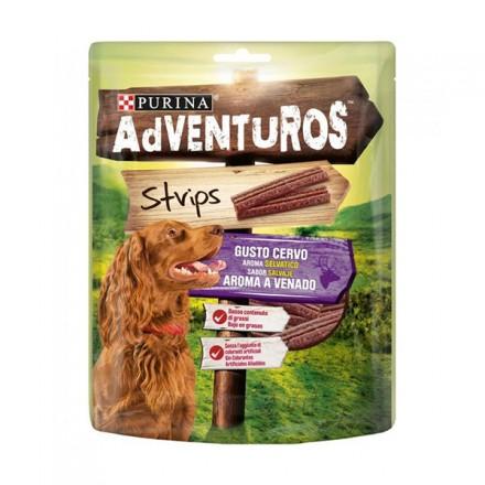 Purina  Adventuros Cane Stvips 90 gr