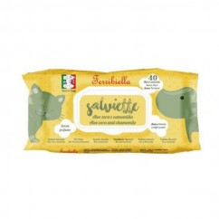 Ferribiella Salviette 40 pezzi