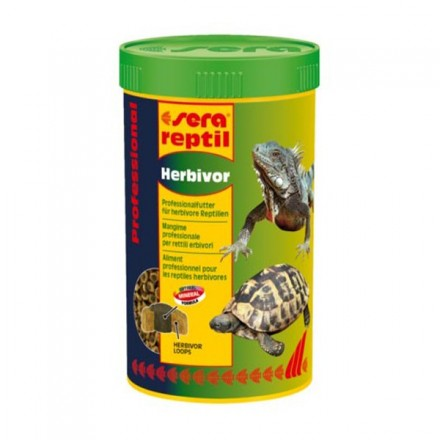 Sera Reptil Herbivor Mangime...