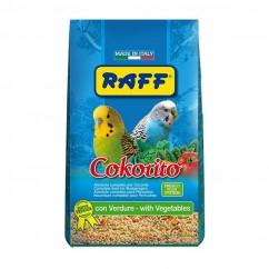 Raff Cokorito Con Verdure e...