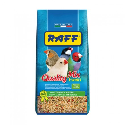 Raff Quality Mix Esotici Con Vitamine...