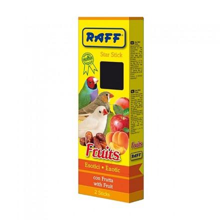 Raff Star Stick Fruits  Per Uccelli...