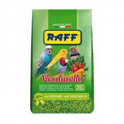 Raff Verdurello Con Verdure...