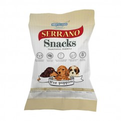 Serrano Snacks Puppies...