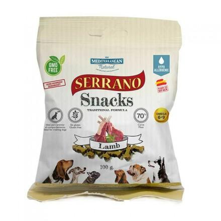 Serrano Snacks Mediterranean Natural...