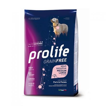 Prolife Cane Secco Grain Free Adult...