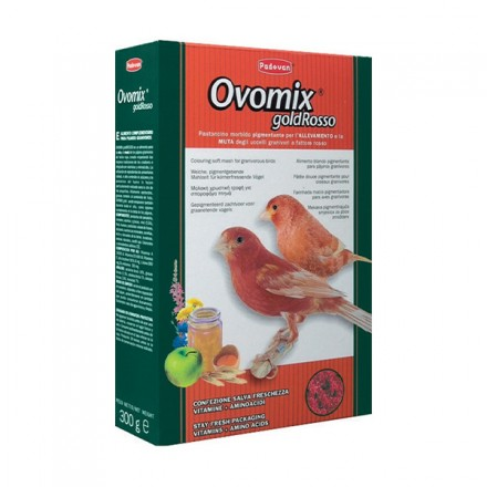 Padovan Ovomix Gold Rosso Per Uccelli...