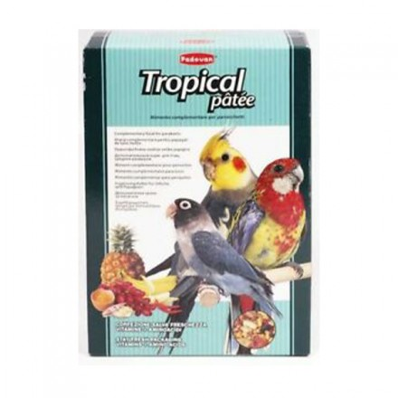 Padovan Tropical Patée Per Uccelli...