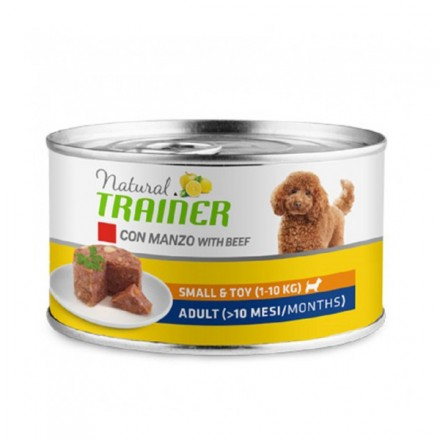 Trainer Cane Umido Natural Small&Toy...