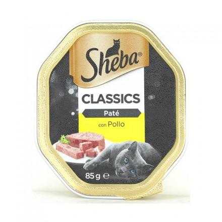 Sheba Vaschette Classics Patè 85 gr