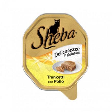 Sheba Vaschette Delicatezze In...