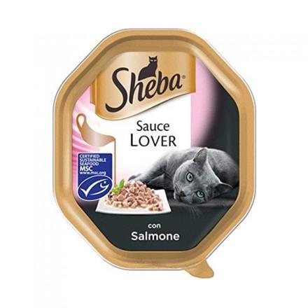 Sheba Vaschette Sauce Lover 85 gr