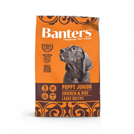 Banters Cane Secco Puppy Large...