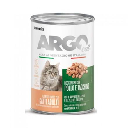 Argo Cat Bocconi Di Carne