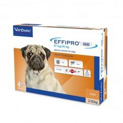 Virbac Effipro Duo Cani 4...