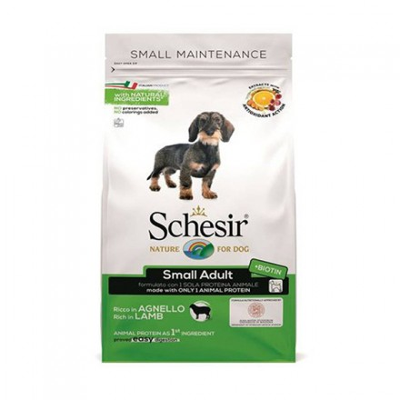 Schesir Cane Secco Small-Adult...