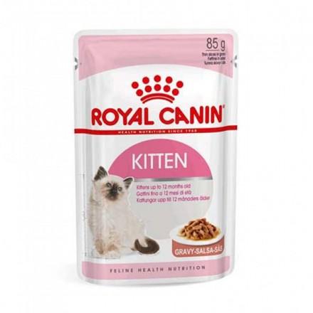 Royal Canin Gatto Umido Kitten in Salsa